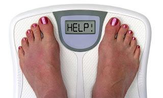 ลดน้ำหนักแต่น้ำหนักไม่ลด