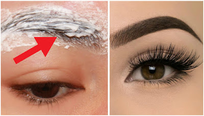 Easy Ways to Grow Thick Eyebrows Naturally x Easy Ways to Grow Thick Eyebrows Naturally x Slowly Ways To Grow Thick Eyebrows Naturally