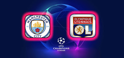 Live Streaming Manchester City vs Lyon UEFA Champions League 20.9.2018