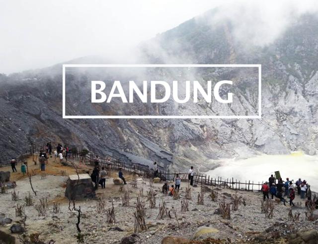 Daftar Hotel Mewah di Bandung dan Tempat Wisata Instagramable