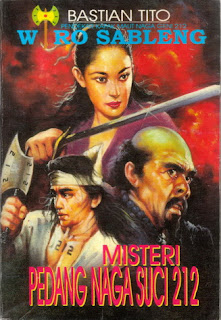 Wiro Sableng 140 Misteri Pedang Naga Suci 212