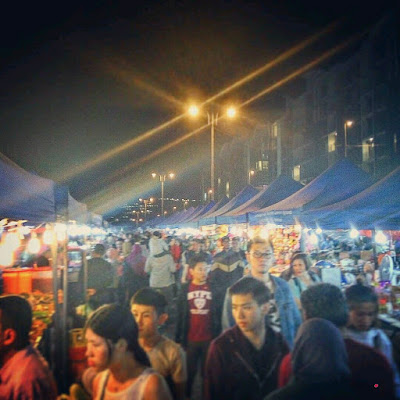 Pasar Malam Brinchang Cameron Highland