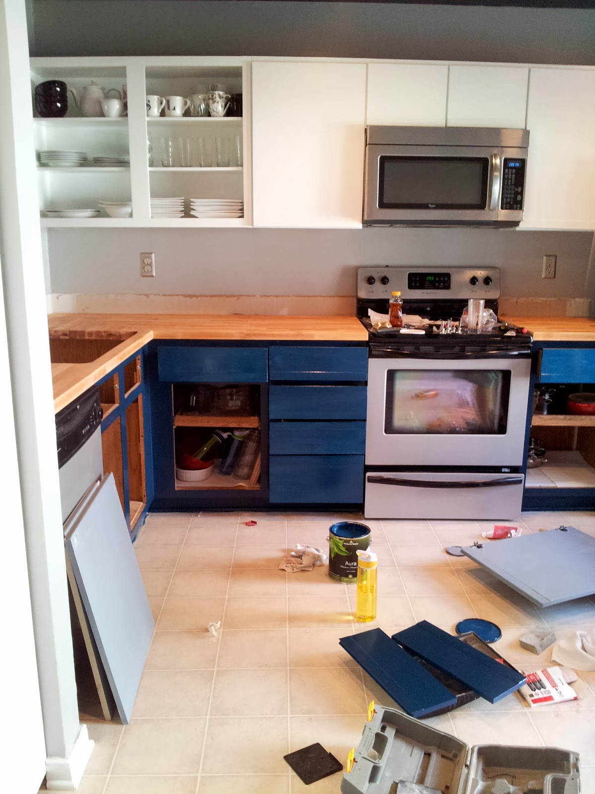 What To Clean Grease Off Kitchen Cabinets Trash Compactor How