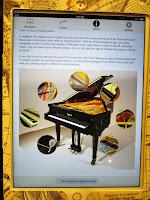 Roland Piano Designer iPad App