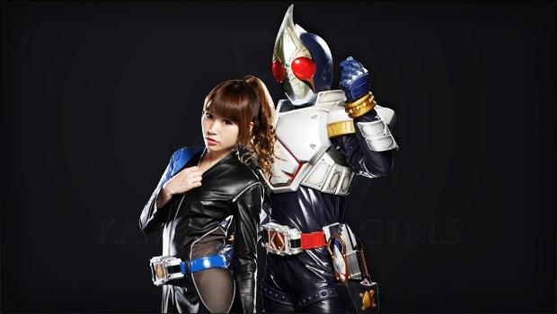 Kamen Rider GIRLS's