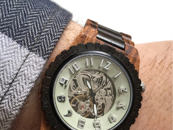 Valentine's Day Gift For HIM With JORD Watches!