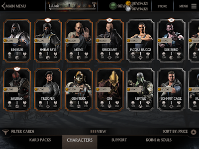 Download Free Game Mortal Kombat X Hack (All Version) Unlimited Koins,Unlimited Souls,Unlimited Alliance Credits100% Working and Tested for IOS and Android