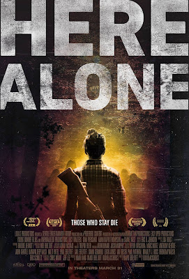 Here Alone (poster)