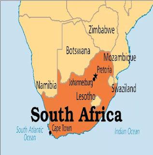 NIGERIAN KILLS FELLOW COUNTRYMAN IN SOUTH AFRICA