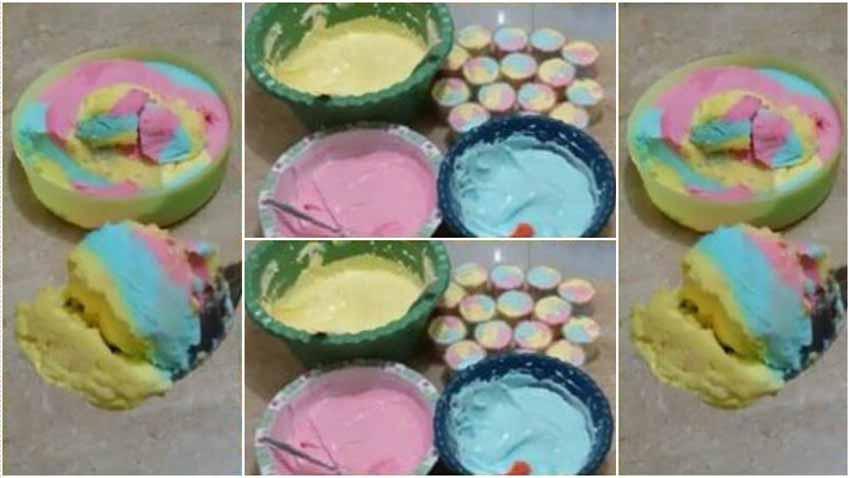 Resep Es Krim Ice Cream, Jual Rp 1000 Untung Melimpah