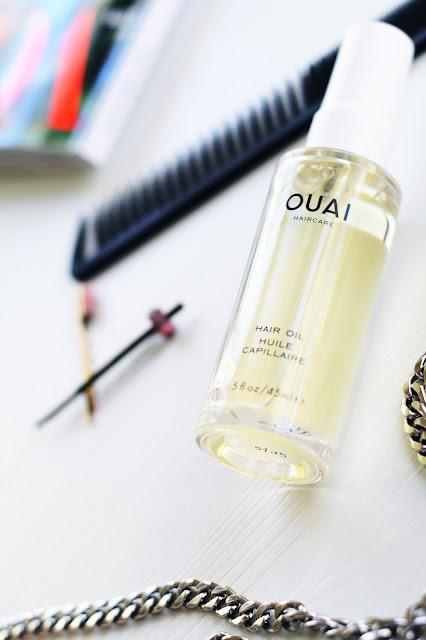 Au luxury hair oil, haircare, celebrity brand