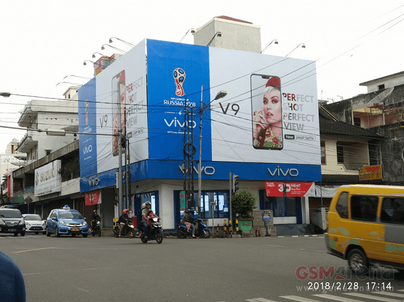 Vivo to launch the V9 with 24MP selfie cam and notch!