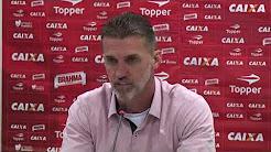 Corinthians 0 x 1 Vitória - Coletiva Técnico Vagner Mancini após vitória