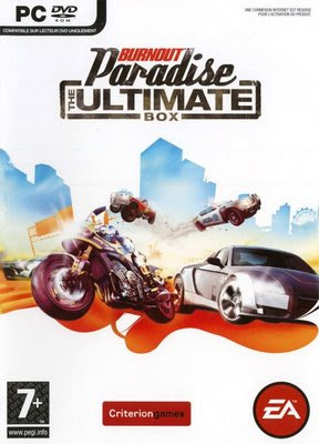 Burnout Paradise The Supreme Box - RELOADED | 2.99 Gb
