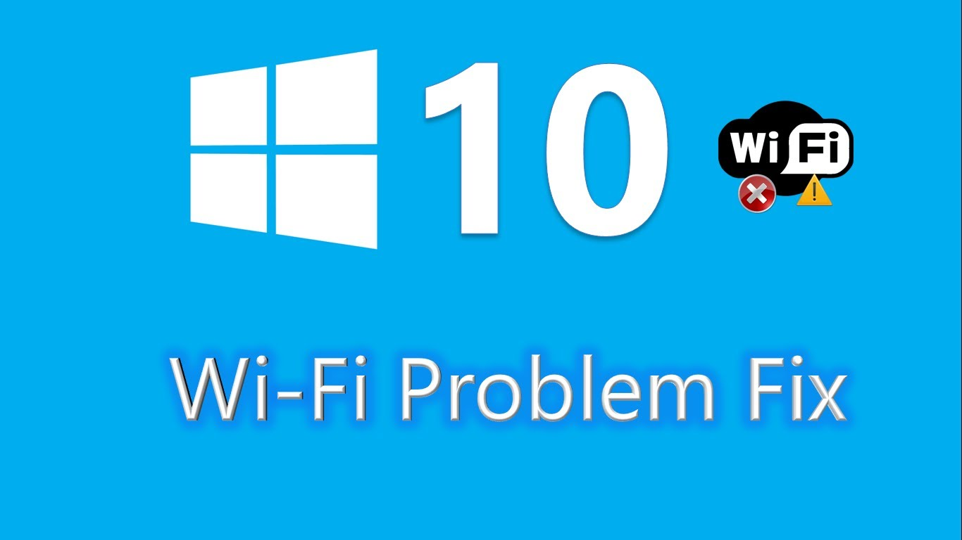 fix wifi windows 10 update