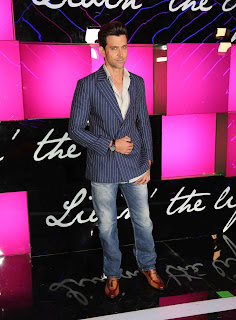 Hrithik Roshan in Brune Shoes from Voganow
