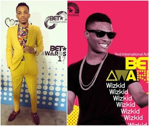 Tekno reacts to losing BET 2017 African Best African Act Award to Wizkid