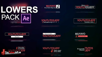 descargar lowers after effects