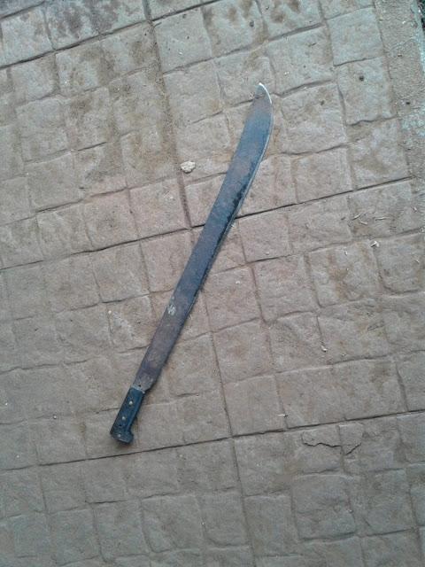 POSADAS : Lesionó con un machete a su hermano y terminó detenido