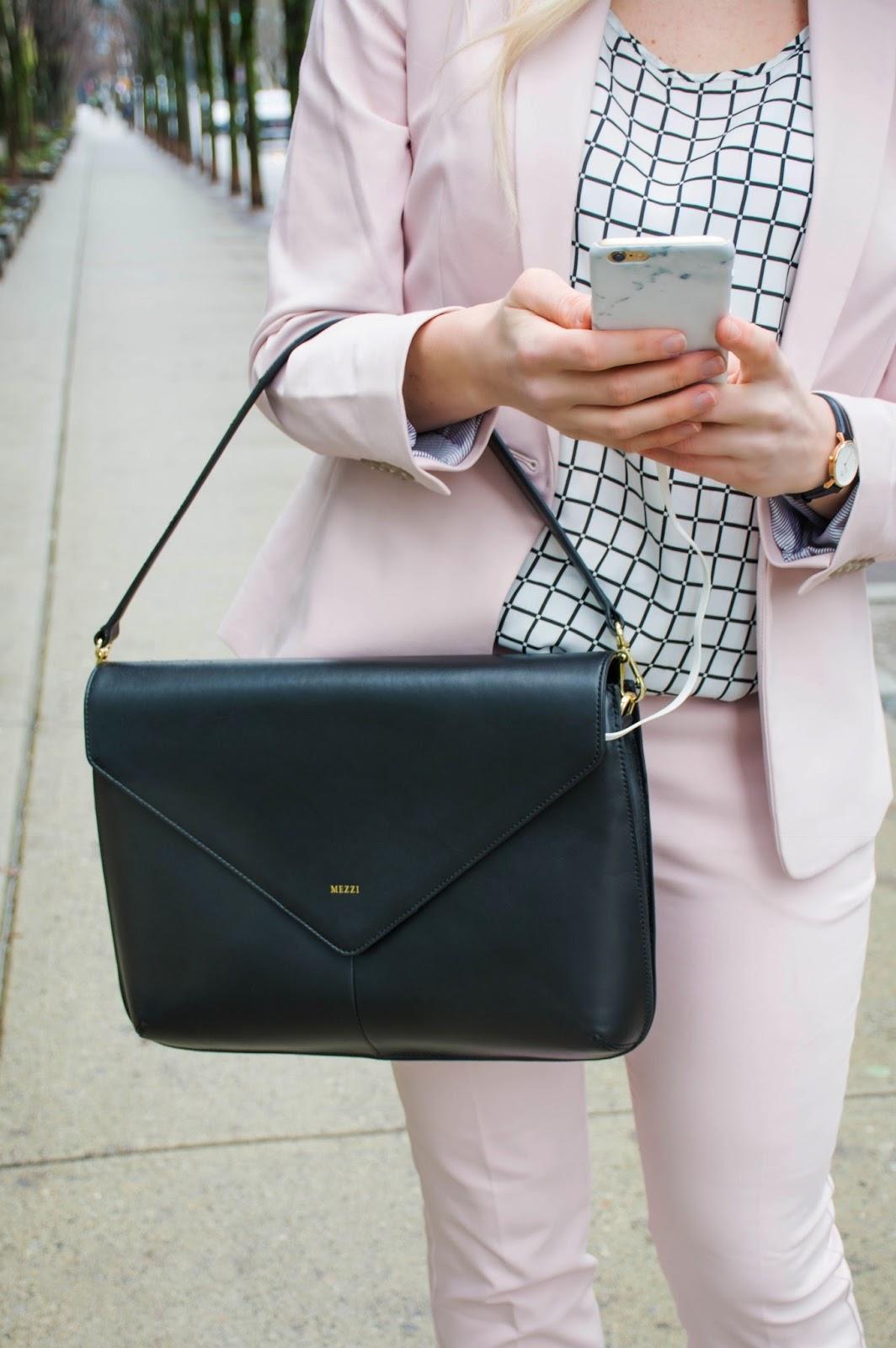 mezzi ada laptop bag