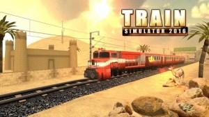 Train Simulator 2016 MOD APK Unlimited Money