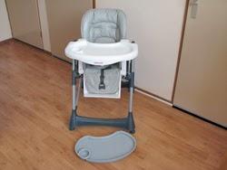 Zitje Voor Kinderstoel.Baby Producten Reviews Topmark Kinderstoel De Luxe