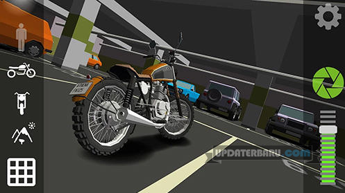 Game Cafe Racer APK Full Mod Terbaru v1.0 Android