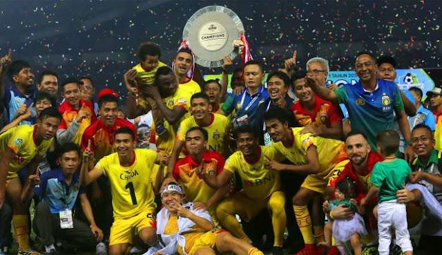 Bhayangkara FC juara
