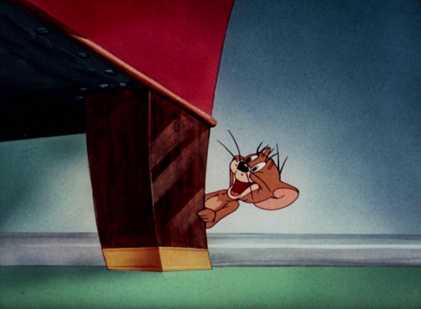 "Tom & Jerry Pictures: ""Quiet Please!"""