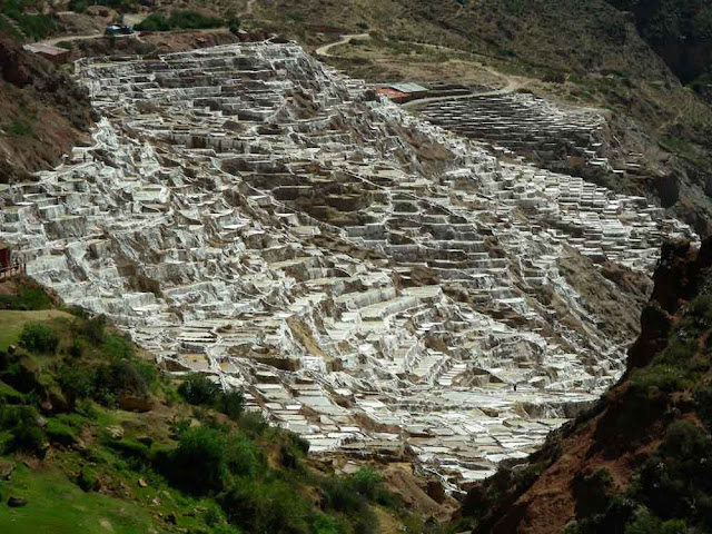 Salinas de Maras – Peru