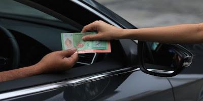 Cara daftar jadi pemandu uber di Malaysia