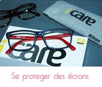 icare, lunette de protection