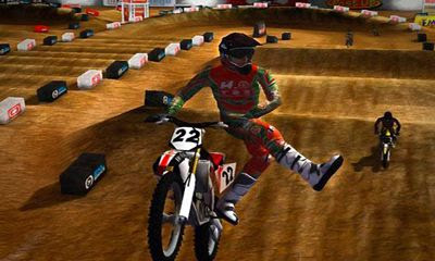 Supercross Pro HD Offline Mod Unlimited Money