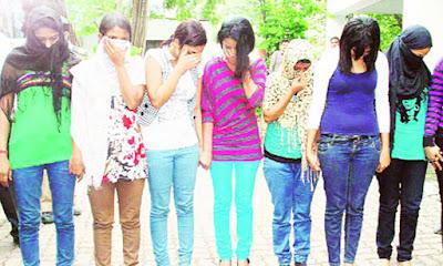 Police bust sex racket in Ghaziabad often