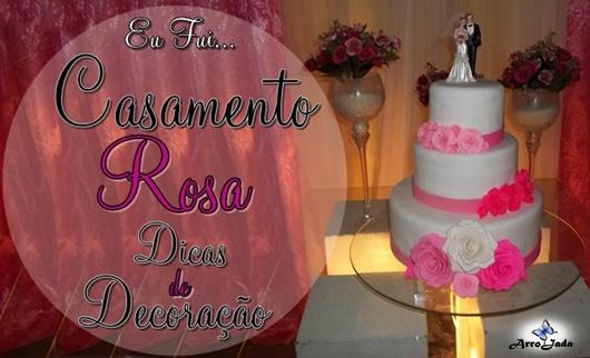 Dicas de decoração rosa
