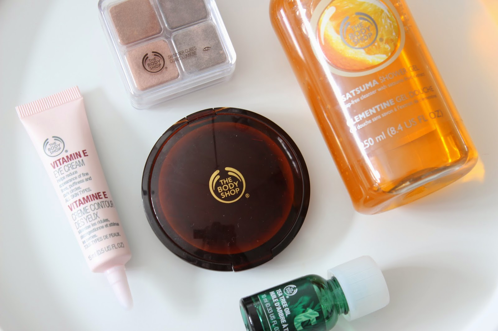 Body Shop Haul // Swatches & First Impressions