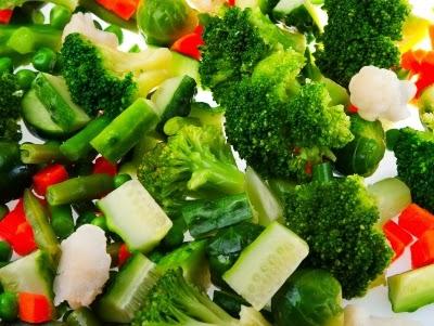 Incorpora las Verduras Verdes a tu dieta diaria