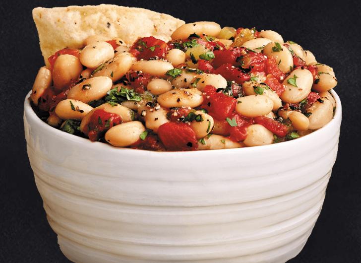 Chili White Bean Salsa