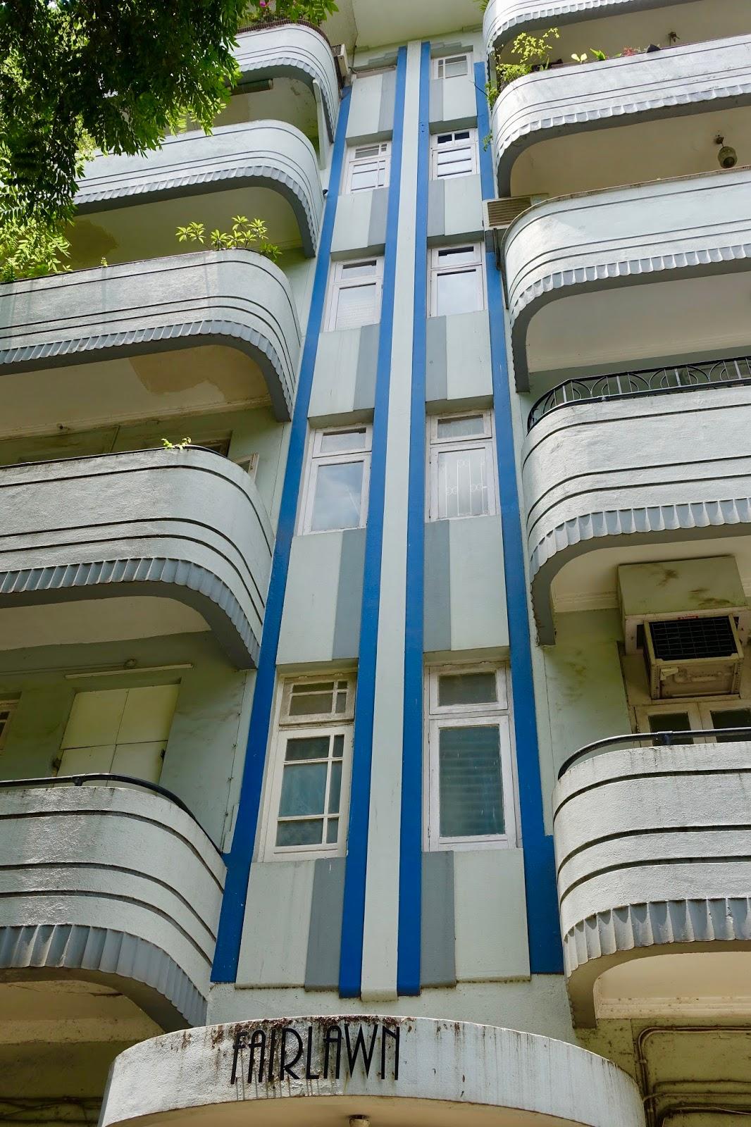 Adrian Yekkes Mumbai Art Deco