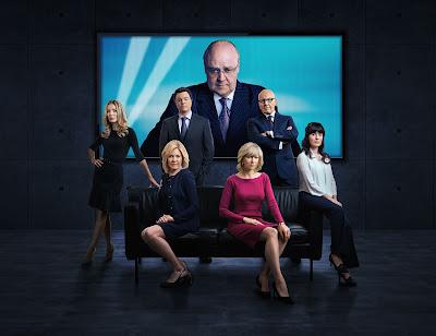 The Loudest Voice Miniseries Cast Image