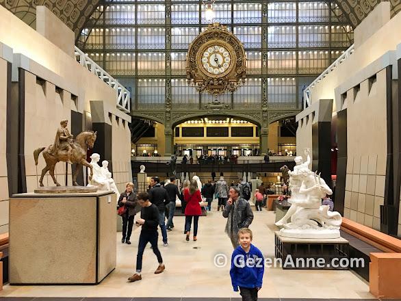 Paris gezilecek yerler, Orsay Müzesi