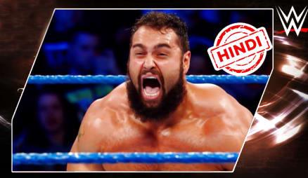 WWE SmackDown 11th April (2018) Hindi Full Episode 250MB 480p HDRip x264