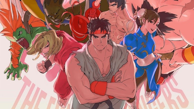 مبيعات لعبة Ultra Street Fighter II تصل إلى 450 ألف نسخة على جهاز Switch و شركة Capcom تواصل تقييم المنصة