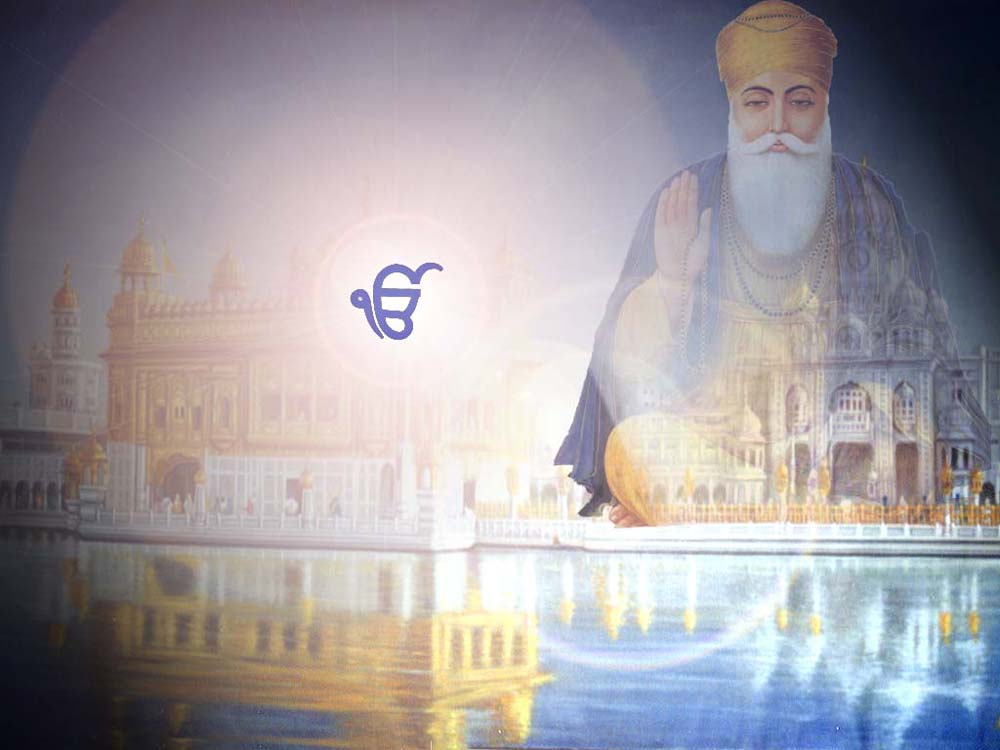 Guru Nanak Hd Wallpaper Free Mobile Wallpaper Mobile Sikh Guru Ji Wallpapers