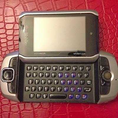 Sidekick le téléphone portable de Veronica Mars