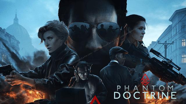 Link Download Game Phantom Doctrine (Phantom Doctrine Free Download)