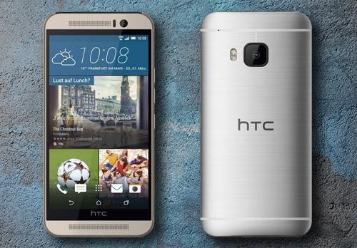 Ponsel Android Terbaik 2016 HTC One