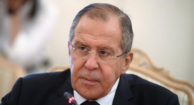 """لافروف: العدوان الثلاثي يمنحنا الحق في تزويد سوريا بـ """"إس-300"""""""