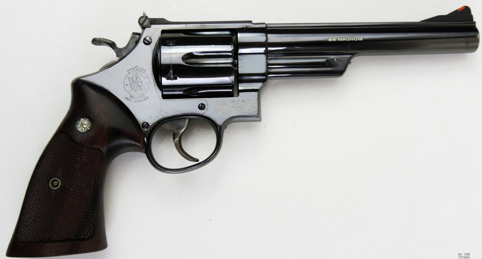Armi usate web portal: Revolver Smith & Wesson Pre Serie ...