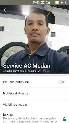 service ac medan